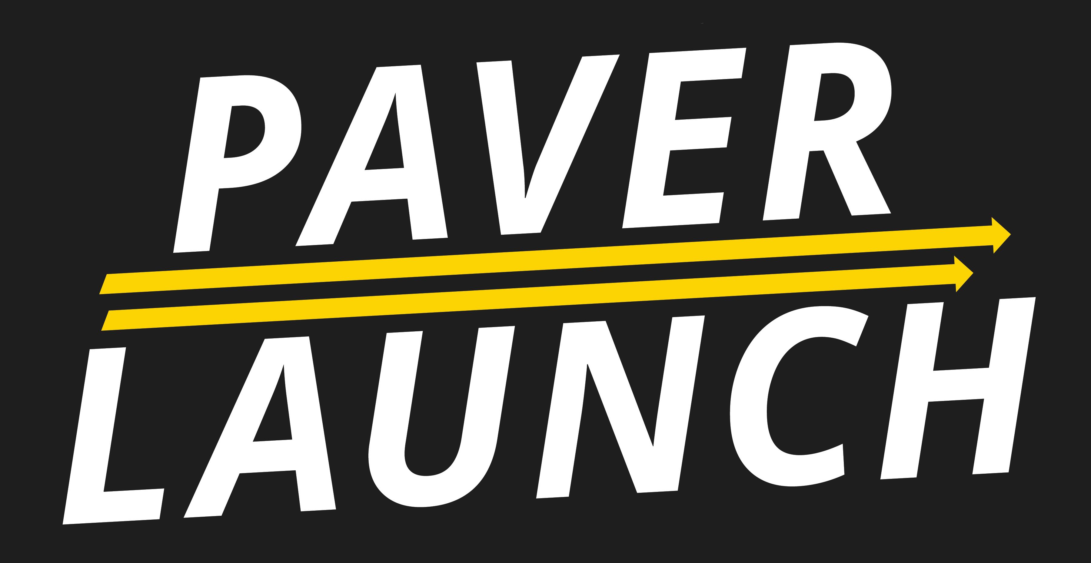 Paver Launch logo