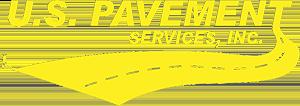 U.S. Pavement - Example of good paving company branding.