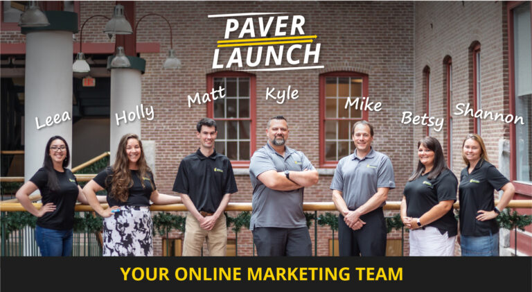 Our team of experts in marketing for paving companies.