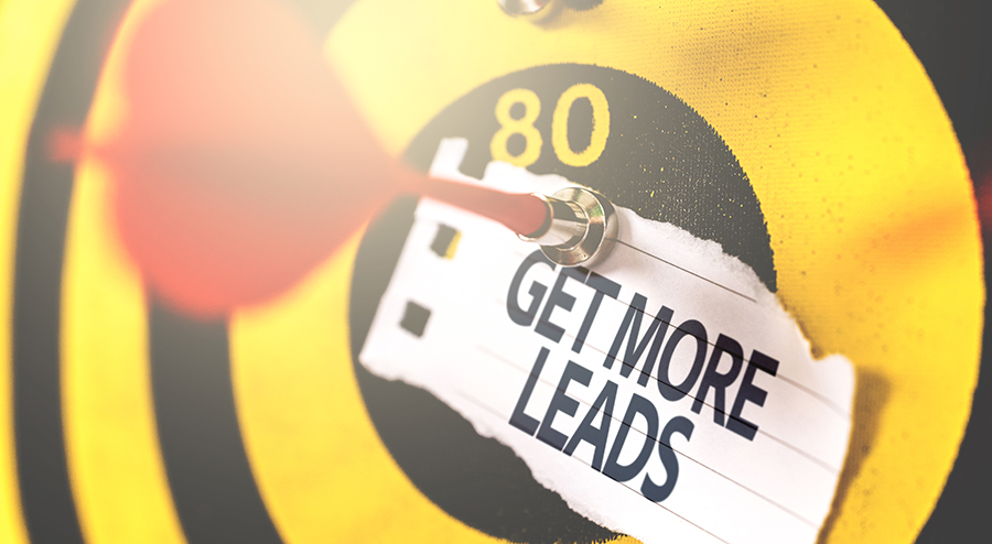 Targeting helps to get more paving leads through Facebook ads for paving companies