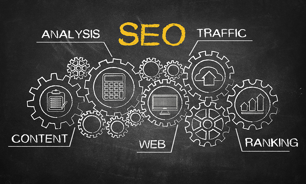 The importance of SEO for paving companies.